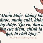 Những câu thoại từ phim và tiêủ thuyết ngôn tình Trung Quốc
